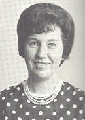 Mrs. Doris Henry (English Teacher)