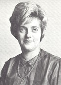 Mrs. Letitia Roberts (Home Ec Teacher)